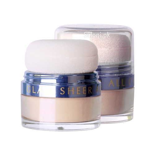 Diana Glam Sheer All Over Loose Powder 04 Pearl Sheer  buy online in Pakistan best price original product