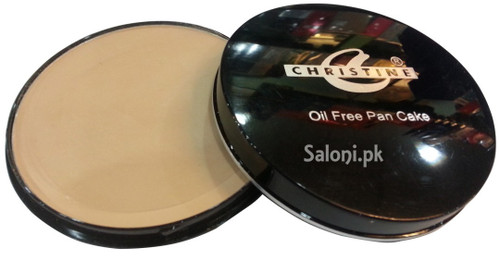 Christine Oil Free Pan Cake Beige II - 13 Buy Online In Pakistan Best Price Original Product