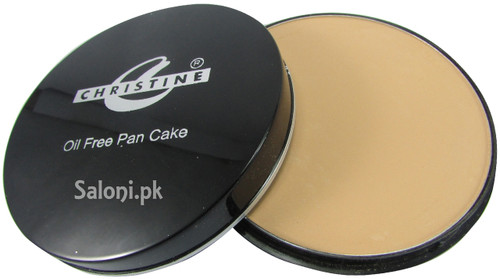 Christine Oil Free Pan Cake Base Ivory - 08