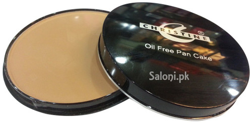 Christine Oil Free Pan Cake Oriental - 12 Buy Online In Pakistan Best Price Original Product