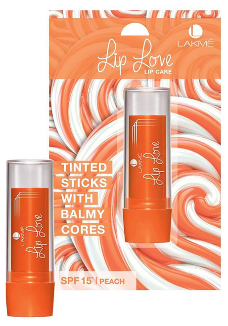 Lakme Lip Love Lip Care SPF 15 Peach Buy Online In Pakistan Best Price