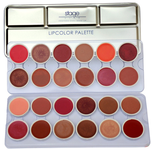 Stageline Large Lipcolour Palette 24 Shades buy online in Pakistan best price original product