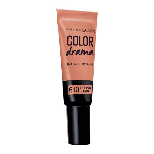 Maybelline Color Drama Intense Lip Paint Stripped Down 610 Buy Online In Pakistan Best Price Original Product