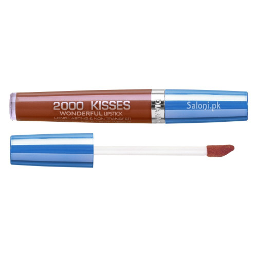 Diana 2000 Kisses Wonderful Lipstick 19 Icy Brown buy online in Pakistan best price original product