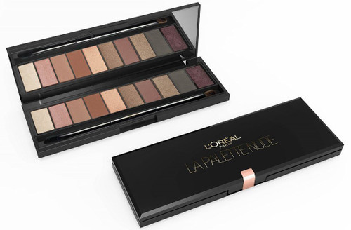 L`Oreal Paris Color Riche La Nude Eyeshadow Palette 001 Rose Original Product