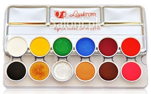 Stage Line Laukrom Aqua Make Up Palette Buy online in Pakistan best price original product