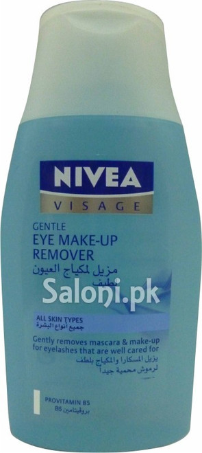 Nivea Visage Gentle Eye Make Up Remover Buy Online In Pakistan Best Price