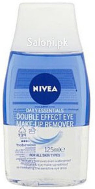 Nivea Daily Essentials Double Effect Eye Makeup Remover Buy Online In Pakistan Best Price Original Product