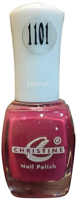 Christine Nail Polish no 1101 front