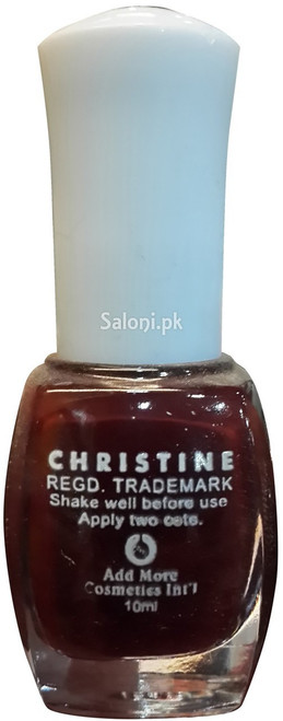 Christine Nail Polish no 106 Back