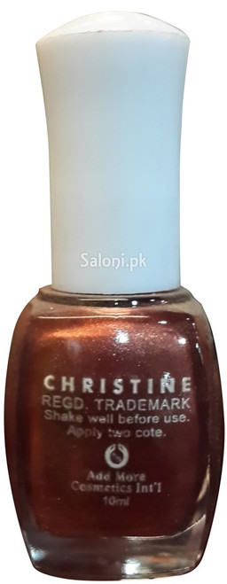 Christine Nail Polish no 1171 Back