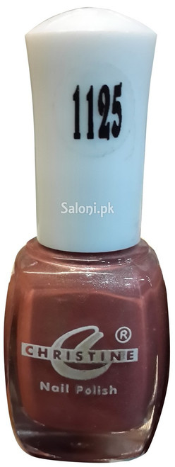 Christine Nail Polish no 1125 Front