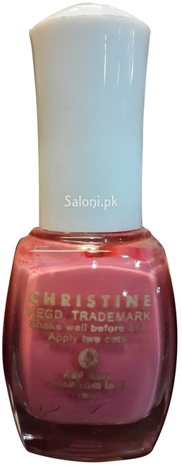 Christine Nail Polish Back