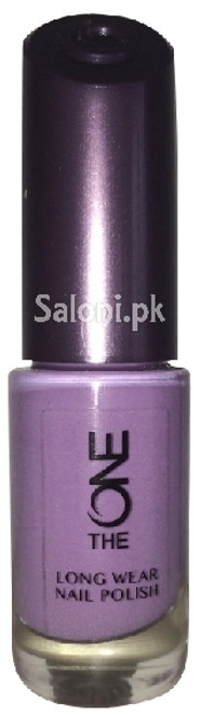 Oriflame The One Long Wear Nail Polish Lilac Silk 8 ML Buy online in Pakistan best price original product