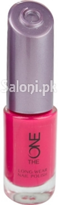 Oriflame The One Long Wear Nail Polish Fuchsia Allure 8 ML Buy online in Pakistan best price original product