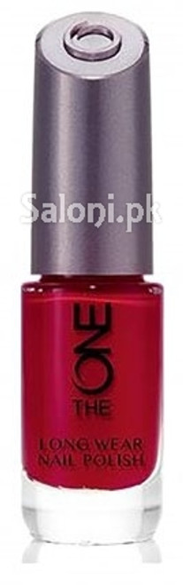 Oriflame The One Long Wear Nail Polish London Red 8 ML Buy online in Pakistan best price original product