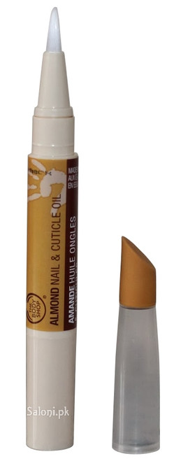 The Body Shop Almond Nail & Cuticle Oil Buy Online In Pakistan Best Price Original Product