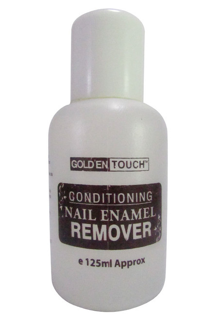 Golden Touch Conditioning Nail Enamel Remover shop online in Pakistan