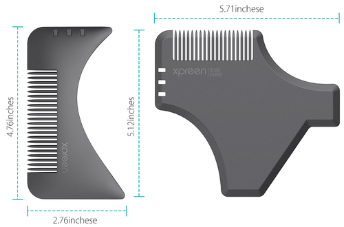 Xpreen High Quality Beard Styling Shaping Trimmer Comb  buy online in pakistan