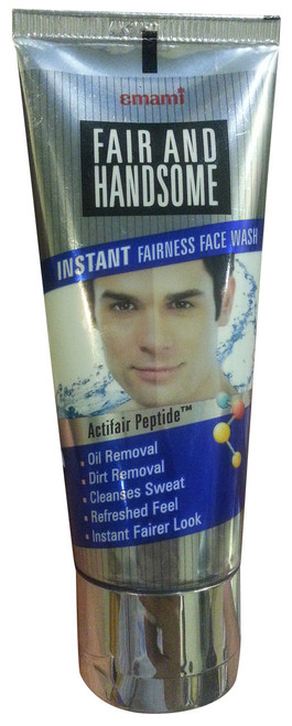 Emami Fair And Handsome Instant Fairness Face Wash Buy online in Pakistan
