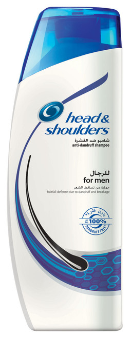 Head & Shoulders Hairfall Defense Anti-Dandruff Shampoo For Men  buy online in Pakistan best price original products