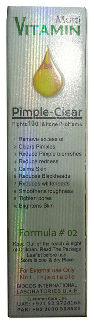 Biocos Pimple Clear Magic Serum best price