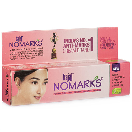 Bajaj Nomarks For All Skin Types 25 Grams  Buy Online In Pakistan Best Price Original Product