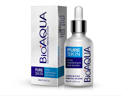 Bioaqua Pure Skin Acne Removal & Brightening Solution 30ML best price