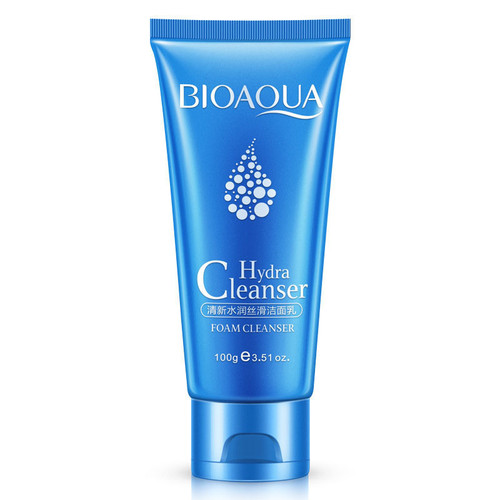 Bioaqua Hydra Facial Foam Cleanser 100g best price original products buy online in pakistan