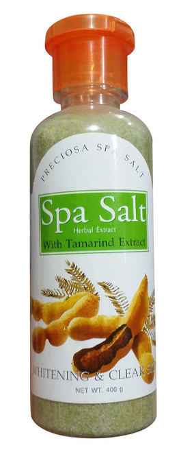 Spa Salt Herbal Extract With Tamarind Extract Whitening & Clear Skin Buy online in Pakistan