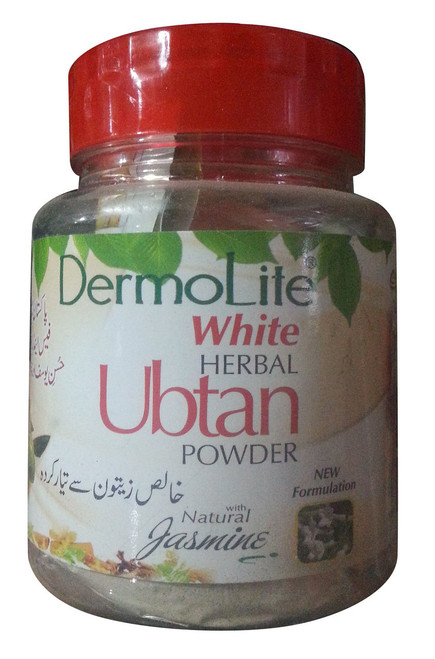 Dermo Lite White Herbal Ubtan Powder Natural Jasmine Buy online in Pakistan