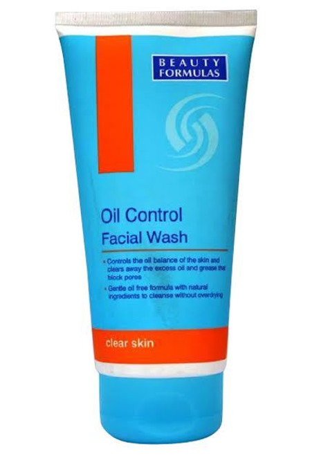 Beauty Formulas Oil Control Facial Wash Buy online in Pakistan best price original product