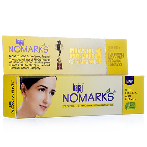 Bajaj Nomarks Cream For Oily Skin 25 Grams Buy Online In Pakistan Best Price Original Product