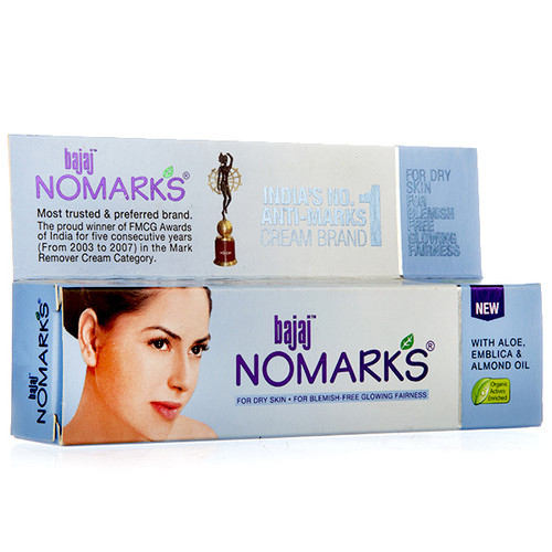 Bajaj Nomarks Dry Skin Cream 25 Grams  Buy Online In Pakistan Best Price Original Product