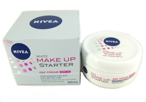 Nivea White Makeup Starter Day Cream 50ML original products