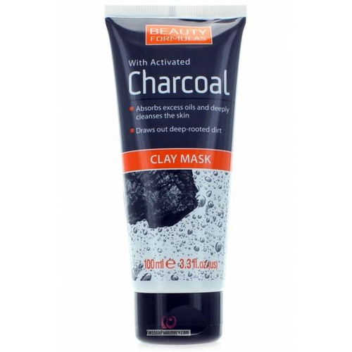Beauty Formulas Charcoal Clay Mask Buy online in Pakistan best price original product
