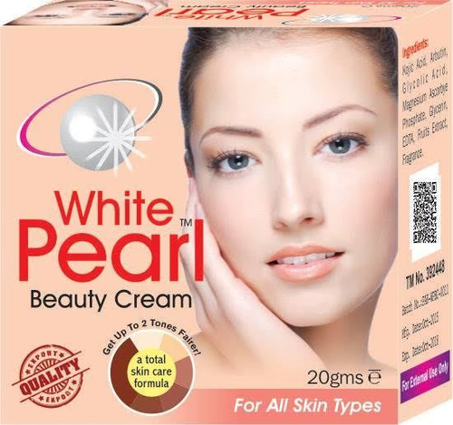 White Pearl Beauty Cream Buy online in Pakistan best price original product