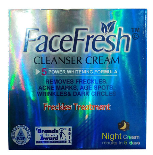 Face Fresh Cleanser Cream Buy Online In Pakistan