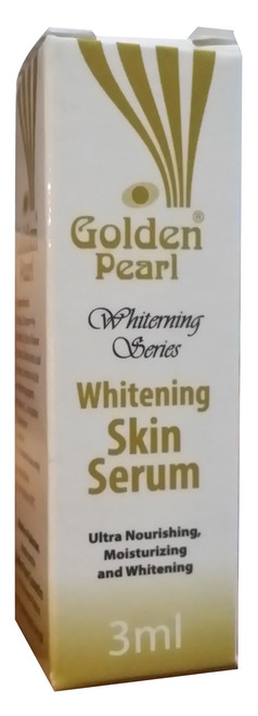 Golden Pearl Whitening Skin Serum 3ML original products