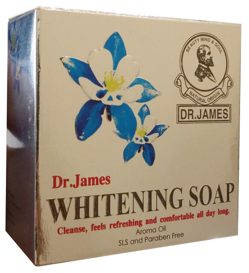 Dr. James Whitening Soap Buy online in Pakistan