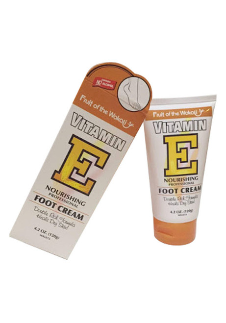 Fruit of the Wokali Vitamin E Nourishing Professional Foot Cream