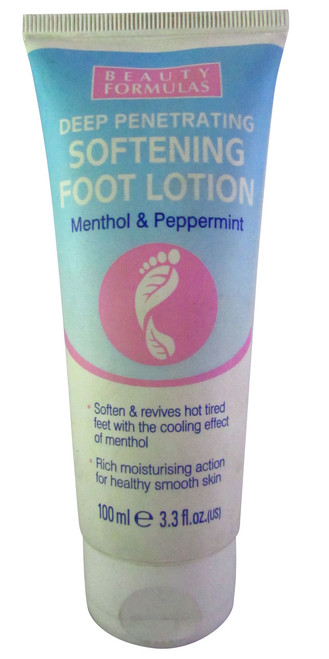 Beauty Formulas Deep Penetrating Softening Foot Lotion Buy online in Pakistan