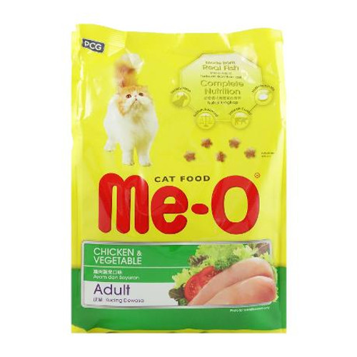Me-O Adult Cat Food Chicken & Vegetable  Buy online in Pakistan  best price  original product