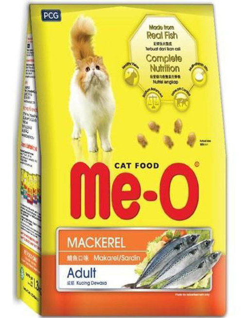 Me-O Adult Cat Food Mackerel  Buy online in Pakistan  best price  original product