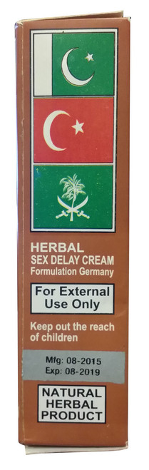 Cobra Herbal Delay Cream lowest price