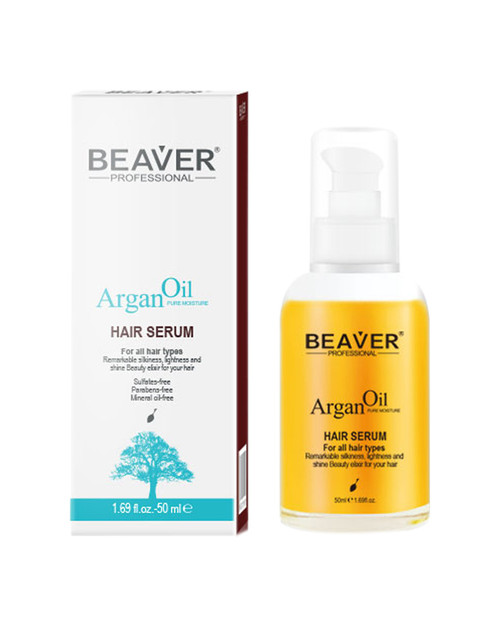 Beaver Professional Argan Oil Hair Serum Buy online in Pakistan best price original product