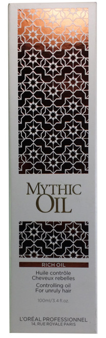 L'Oreal Professionnel Mythic Oil Rich Oil 100 ML best price