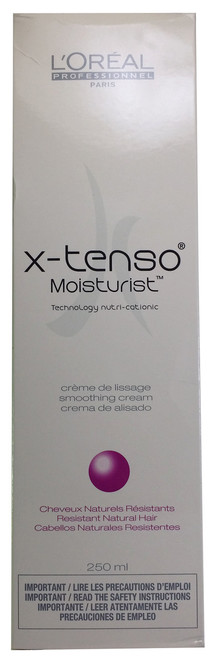 L'Oreal Professionnel X-Tenso Moisturist Resistant Natural hair  Smoothing Cream 250 ML best price