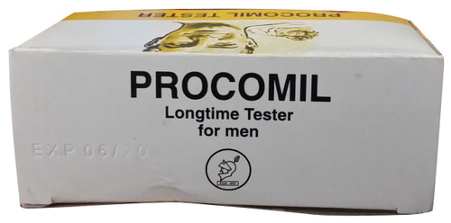 Procomil Longtime Tester For Men 10 Pieces ( 10ml each)  best price
