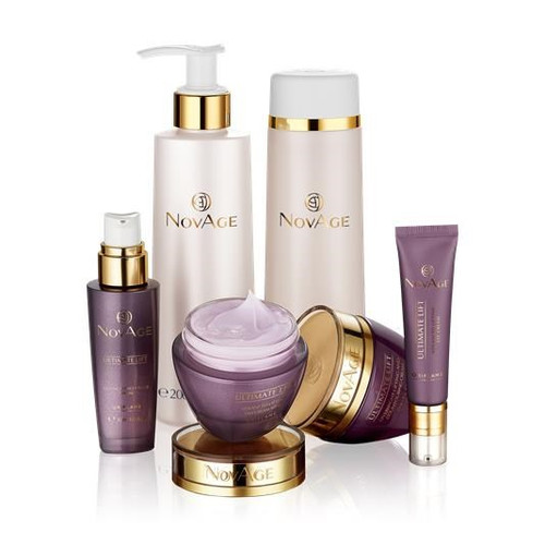 Oriflame Novage Ultimate For All Skin Types Treatment Kit
